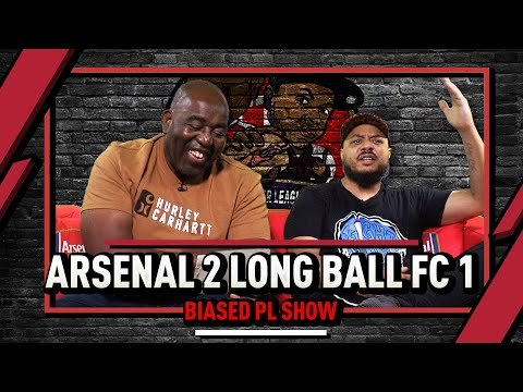 Sort Out VAR & Burnley Are Long Ball FC | Biased Premier League Show ft Troopz