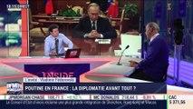 Vladimir Poutine en France: La diplomatie avant tout ? - 19/08