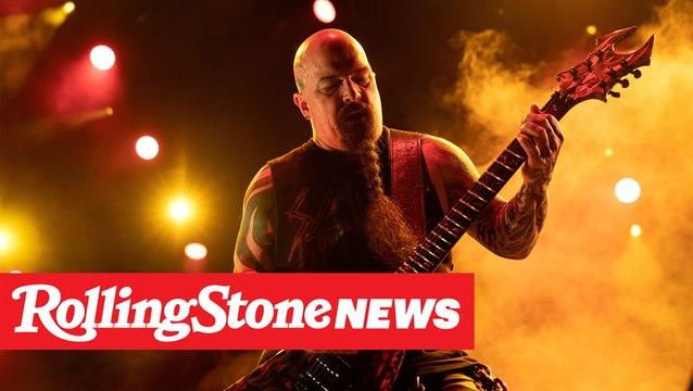 Slayer Removed as NASCAR Racecar Sponsor   RS News 8/19/19