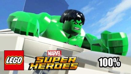 Lego Marvel Super Heroes прохождение часть 23 без комментариев {PC}