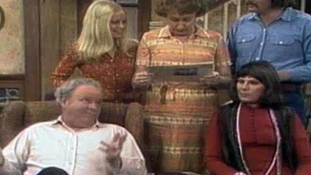 All In The Family Season 3 Episode 18 Class Reunion