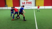 ASPTG STAGE FOOT - FIVE PERPIGNAN - V8
