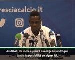 """Brescia - Balotelli réalise """"le rêve"""" de son père"""