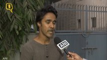 We were on our way to the cremation ground, when we noticed him breathe: Ashish, father
