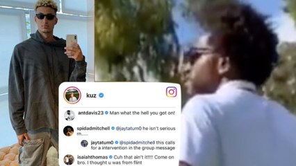 Kawhi Leonard DITCHES His Braids For New AFRO & Kyle Kuzma Gets ROASTED By NBA For Trash Outfit