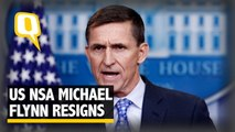 The Quint: Furore Over Russian Contacts Forces Trump's NSA to Resign