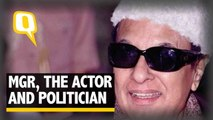 MGR: Three Letters That Stood for 'Superstar' and 'Charisma'