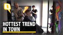 The Quint: Feel the Burn With St. Petersburg's Hottest New Haircut