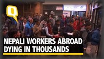 Nepali Migrant Workers Die in Thousands Earning a Living Abroad