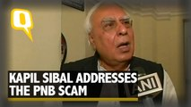 Why Blame Only Regulators? What about the Finance ministry?: Kapil Sibal on PNB Scam
