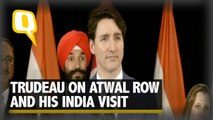 Justin Trudeau Takes Questions from Canadian Media on his Week-Long Visit.