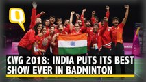 Indian Badminton's Best Show at CWG: 2 Gold, 3 Silver and 1 Bronze