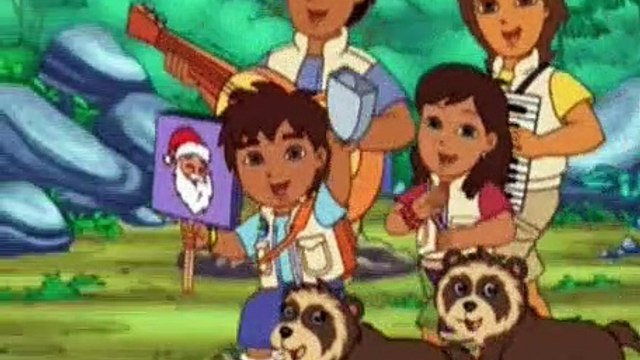 Go Diego Go S02E07 Diego Saves Christmas