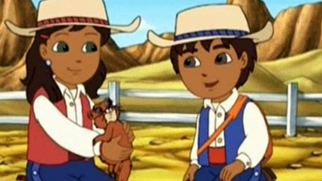 Go Diego Go S02E06 Panchita the Prairie Dog