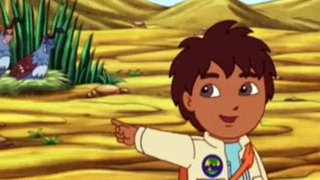 Go Diego Go S02E05 The Iguana Sing Along