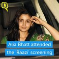 Alia Bhatt, Kangana Ranaut, Deepika Padukone Ruled This Thursday