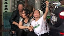 Turkish police disperse protestors in Kurdish majority city Diyarbakir