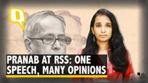 Pranab's RSS Speech Leaves Everyone Baffled | The Quint