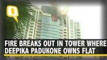 Fire Breaks Out at Mumbai's BeauMonde Towers Where Deepika Padukone Owns a Flat
