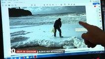 Golfe de Gascogne : la lessive et les détergents polluent le littoral selon les ONG