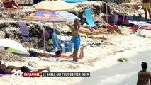 Sardaigne : le sable qui peut coûter cher