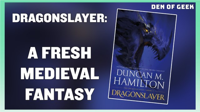 Dragonslayer: A Fresh Medieval Fantasy