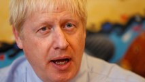 Johnson tries to reopen Brexit talks with backstop plea to EU