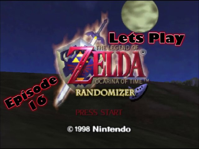 Lets Play - Legend of Zelda - Ocarina of Time Randomizer Canes Edition - Episode 16 - Quick Collecting