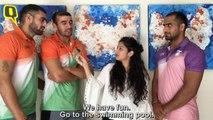 Indian Kabaddi Stars Reveal Dressing Room Pranks & More