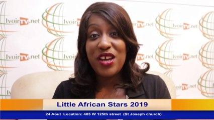 Événement: 6ème édition de Little African Stars Talent Show à New York