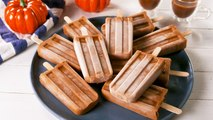 Pumpkin Spice Latte Pops Are The Perfect Segue Into Fall