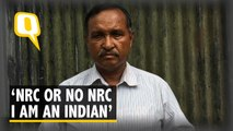 NRC or No NRC, I Was Born an Indian and I'll Die as One!   The Quint