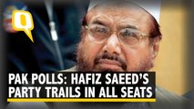 Hafiz Saeed, Son Lose Big: Pak Rejects All 265 Party Candidates