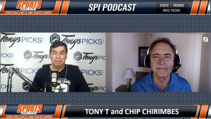 NFL Picks with Tony T and Chip Chirimbes Sports Pick Info 8/20/2019