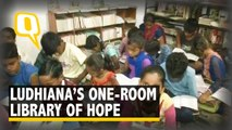 #GoodNews: Ludhiana's Library Of Hope For Kids Of Factory Workers