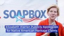 Elizabeth Warren Is Very Sorry