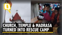 This Kodagu Town Turned Church, Temple & Madrasa into Rescue Camps