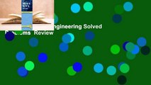Environmental Engineering Solved Problems  Review