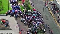 Costa Rica realiza primer simulacro nacional para responder a terremotos