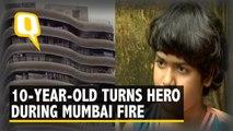 10-Year-Old Turns Saviour In Mumbai's Crystal Towers Fire
