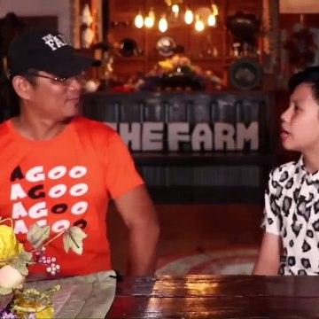 EMMANVENTURES: Hobbit Farmville in San Fabian, Pangasinan and The Farm Agoo in La Union