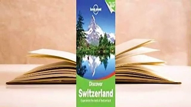 Full E-book Lonely Planet Discover Switzerland  For Free