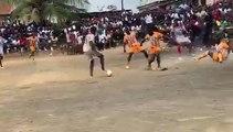 Côte d'ivoire: Il marque le but de l'année