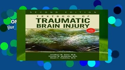 [MOST WISHED]  Textbook of Traumatic Brain Injury