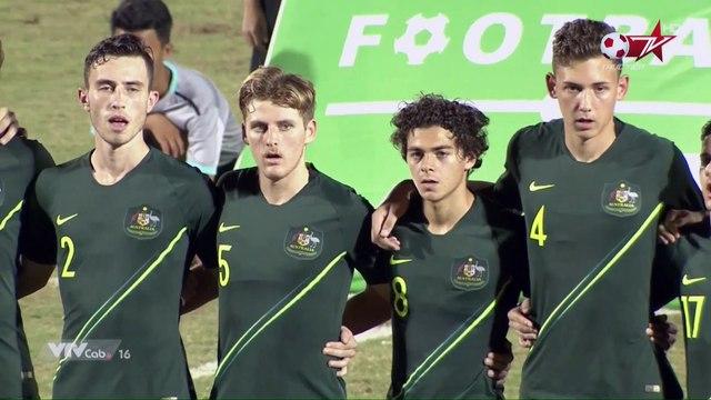 Live | U18 Malaysia - U18 Australia | AFF U18 Next Media Cup 2019 | VFF Channel
