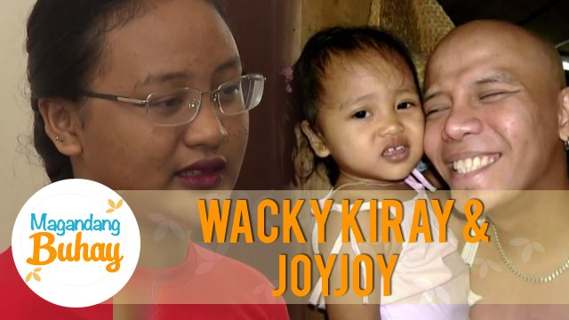 Wacky Kiray as a father according to Joyjoy | Magandang Buhay