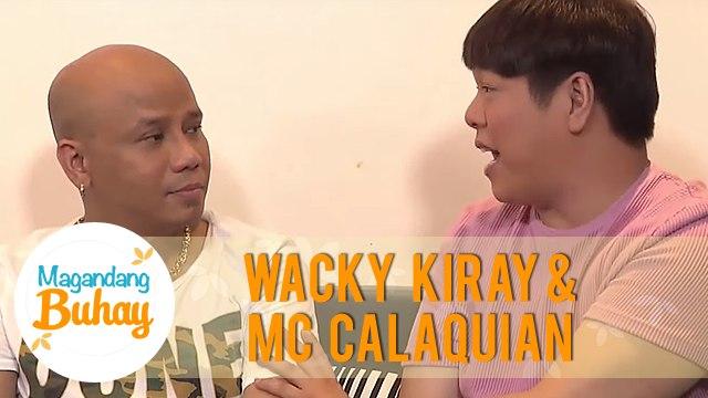 MC shares that Wacky Kiray's partner handles money well | Magandang Buhay