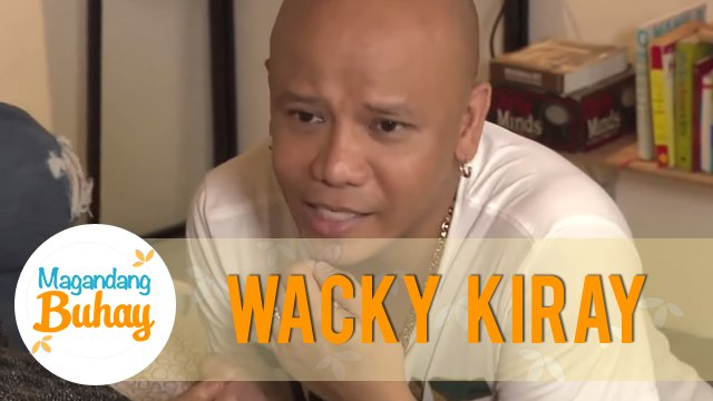 Wacky Kiray shares his parents' reaction on their new house | Magandang Buhay