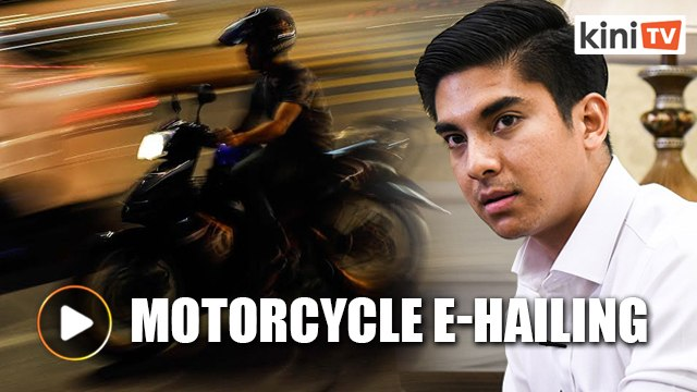 E-hailing motorcycle taxi service may be available in the future