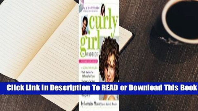 [Read] Curly Girl: The Handbook  For Free